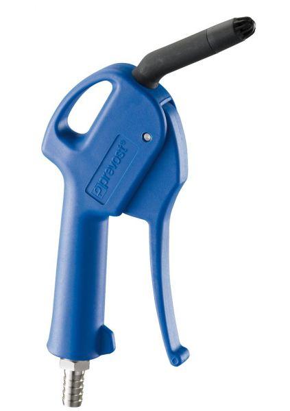 Blaspistole mit geräuscharmer Düse - Steckanschluss Ø9mm - 27102SIJ09