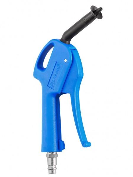 Prevost 27102 EC7E Blaspistole mit Kunststoffdüse und Luftschild