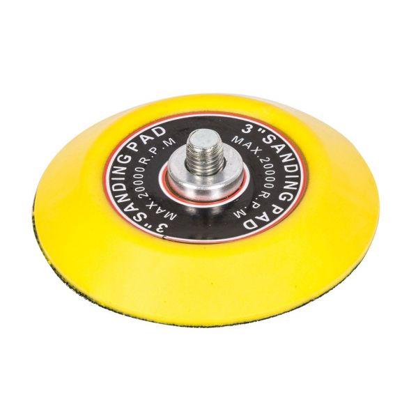 Schleifteller für Schleifer - 3'' - 75mm