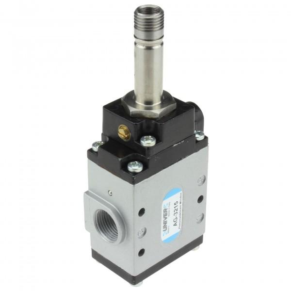 Univer AG-3215 3/2-Wege Vakuumventil G3/8 - NO