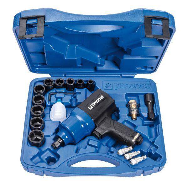 Schlagschrauber im Koffer - Doppelhammer - TIWC120950K
