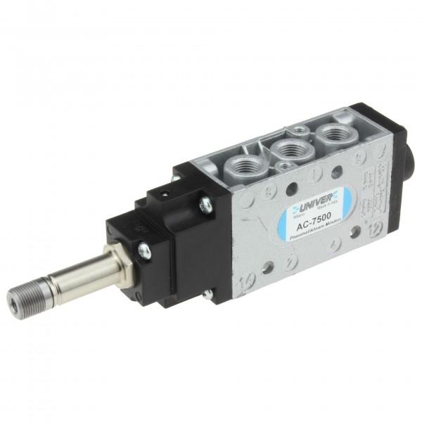 Univer AC-7500 5/2-Wege Magnetventil MIXED G1/8